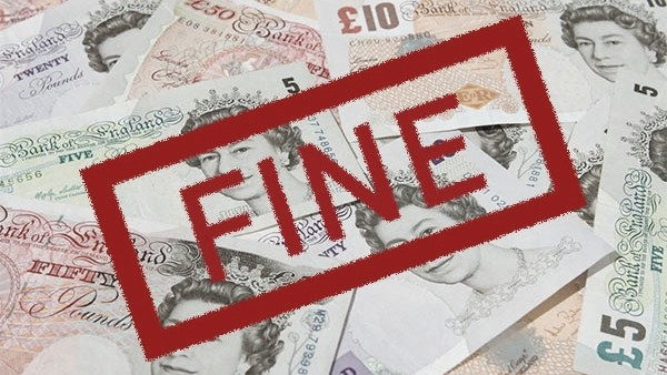 money fines fine fined sector regulated breaches laundering companies gdpr come ger